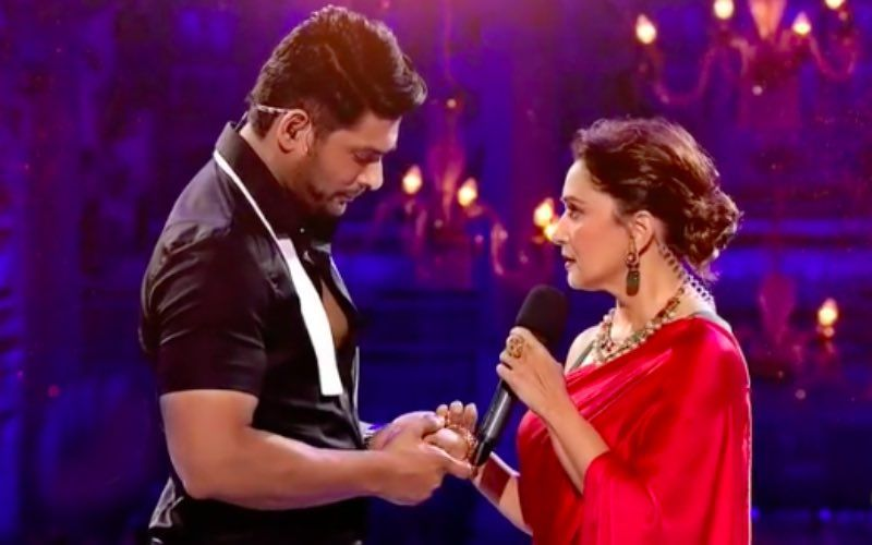 Dance Deewane 3: Sidharth Shukla And Madhuri Dixit Recreate SRK's Iconic 'Aur Paas' Scene From Dil Toh Pagal Hai — Video