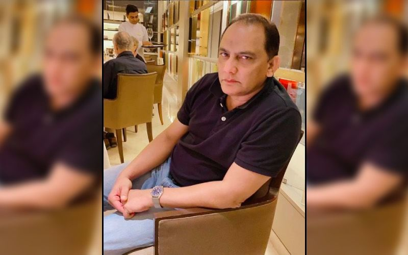Former Indian Skipper Mohammad Azharuddin Escapes Unhurt In A Deadly Accident; Car Airbags Come To His Rescue