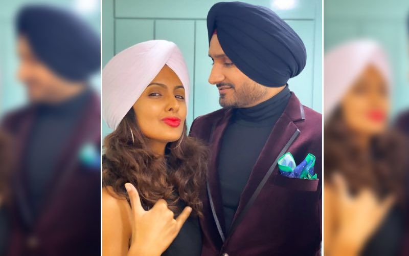 Geeta Basra Reveals She Was Initially Dubious About Getting Too Serious With Harbhajan Singh: 'You Get To Hear They're Flamboyant, Have Girlfriends'