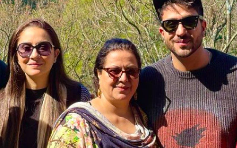 Bigg Boss 14's Aly Goni Calls His Mom, Sister And Her Kids 'Fighter' As They Battle It Out With COVID-19