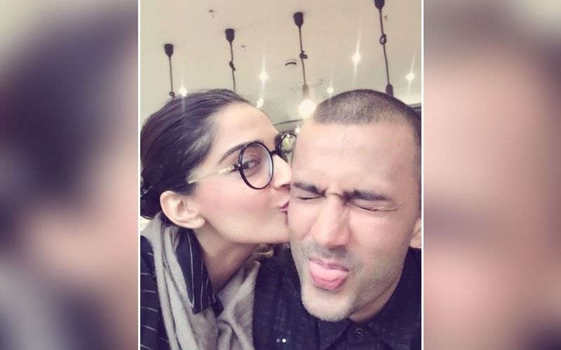Happy Birthday Sonam Kapoor: Actor's Husband Anand Ahuja Pens A Mushy Post For His 'Forever Wallpaper'; Reveals His Phone's Screen — See Pic