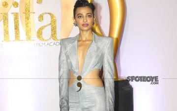 Radhika Apte Is Back From London; Meets Her Parents After A Year, Ahead Of Starting Shoot For Her Next