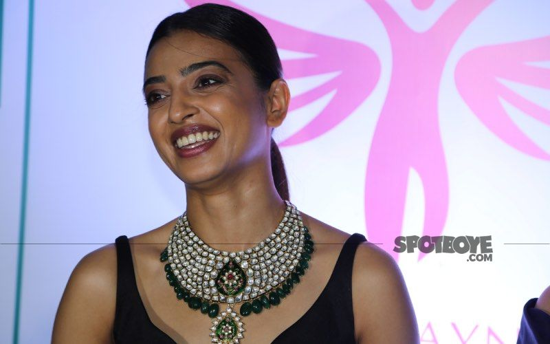 Radhika Apte Is The Most Stylish And Loved Cover Girl; Her Frequent Outings As The Face Of Leading Magazines Is Proof – See Pics