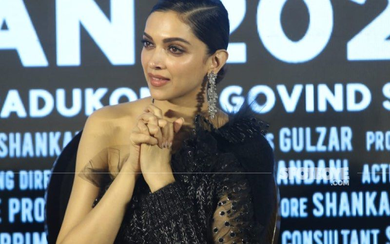 Deepika Padukone Makes Heads Turn With Her Latex Pants As She Graces Amitabh Bachchan's Kaun Banega Crorepati 13-PICS