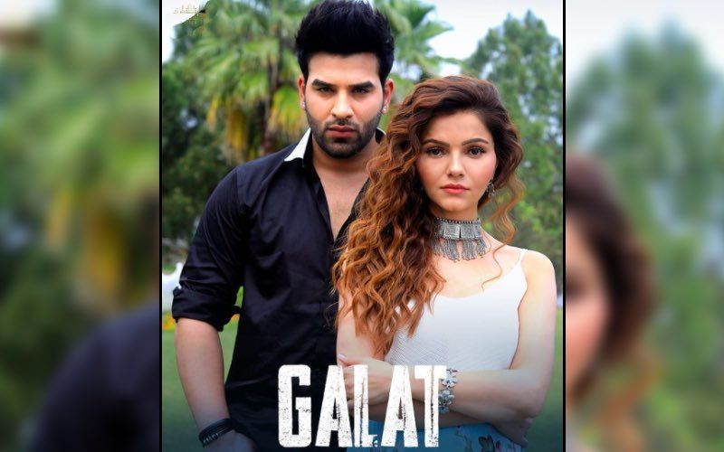 Galat Song Out Now: Rubina Dilaik And Paras Chhabra Narrate A Musical Tale Of Love And Betrayal – VIDEO