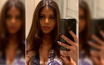 New Year 2021: Suhana Khan Welcomes 2021 With Utmost Style And Glamour; Looks Breathtaking In Her White Furry Co-Ords