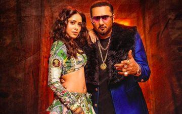Saiyaan Ji: Nushrratt Bharuccha Celebrates The Success Of Her First Music Video With Yo Yo Honey Singh – Here's How
