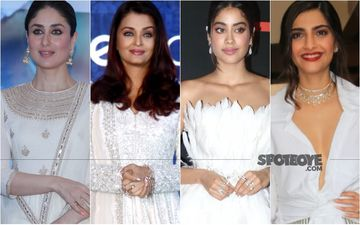 Kareena Kapoor Khan, Janhvi Kapoor, Aishwarya Rai Bachchan, Sonam Kapoor Look Mesmerising In White - Who Cast Their Magic?