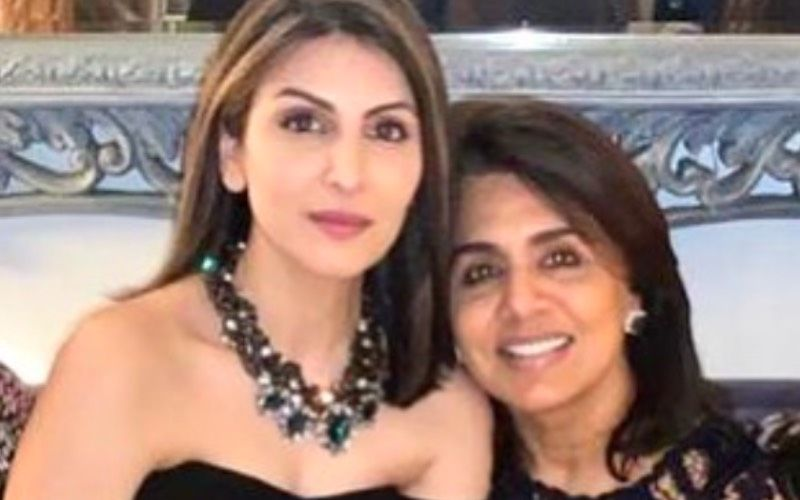 Neetu Kapoor And Daughter Riddhima Kapoor Sahni Look Classy As Mother-Daughter Duo Graces The Kapil Sharma Show- See Pics