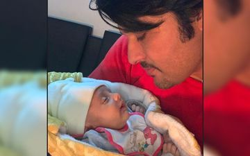 Diya Aur Baati Hum Actor Anas Rashid Shares An Endearing Video Of His Baby Yawning And Stretching; Fans Gush Over His Cuteness – VIDEO