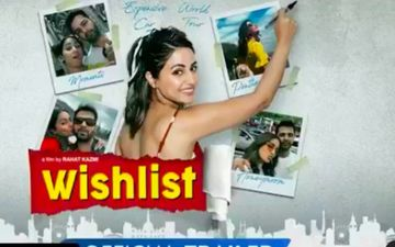 Hina Khan Reveals Her Top Priority Wishlist; Wants To Make Her Parents Visit New York City