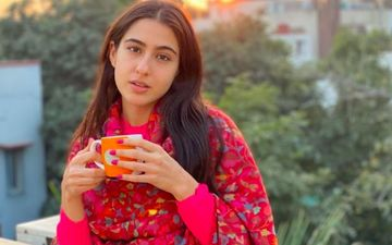 Sara Ali Khan Refuses To Oblige Paps With Photos Without Her Mask; Says 'Mask Nahi Nikalenge' – VIDEO