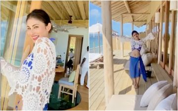 Naagin Star Mouni Roy Enjoys Her Birthday Celebration In Maldives; Actress Shares A Lovely Birthday Morning Video That Will Make You Go 'Dayum'