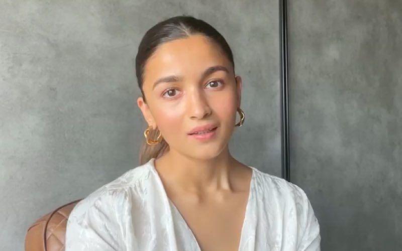 Alia Bhatt To Create Five-Episode Series To Raise Awareness On Coronavirus And COVID-19 Vaccine – VIDEO