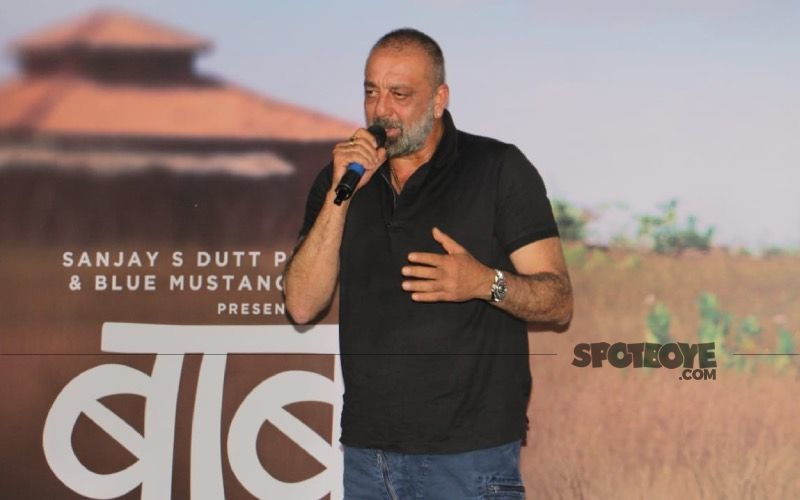 Sanjay Dutt Ditches His Silver Blonde Hairdo; Comes Back To His Original Self As He Gets A New Makeover-See Pic