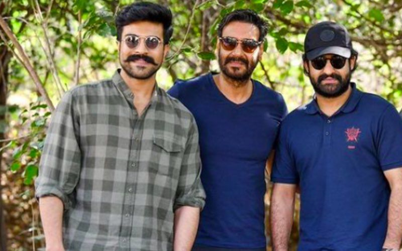 Happy Birthday Jr NTR: Ajay Devgn, Ram Charan, Mahesh Babu And Fans Extend Warm Wishes For The Superstar