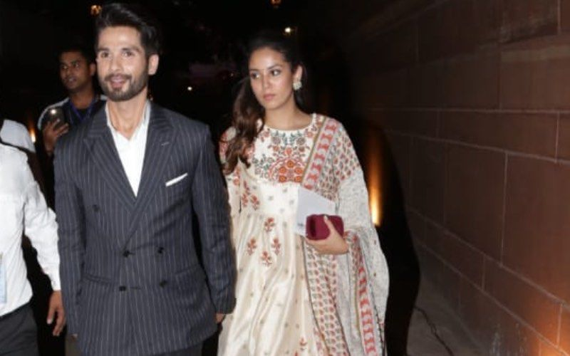 Mira Rajput Posts A Vibrant Picture And Asks Everyone To 'Look For The Magic In Every Moment' But Shahid Kapoor Claims To 'See It In Her Eyes'