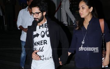 Shahid Kapoor Is Proud Of Wife Mira Rajput As She Becomes The Top Celebrity Influencer; Latter Responds With Love