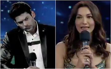 Bigg Boss 14 Grand Premiere Promo: Gauahar Khan And Sidharth Shukla Already At War Even Before Entering The House; Actress Calls BB13 Winner 'Galli Ka Gunda' – Watch Video