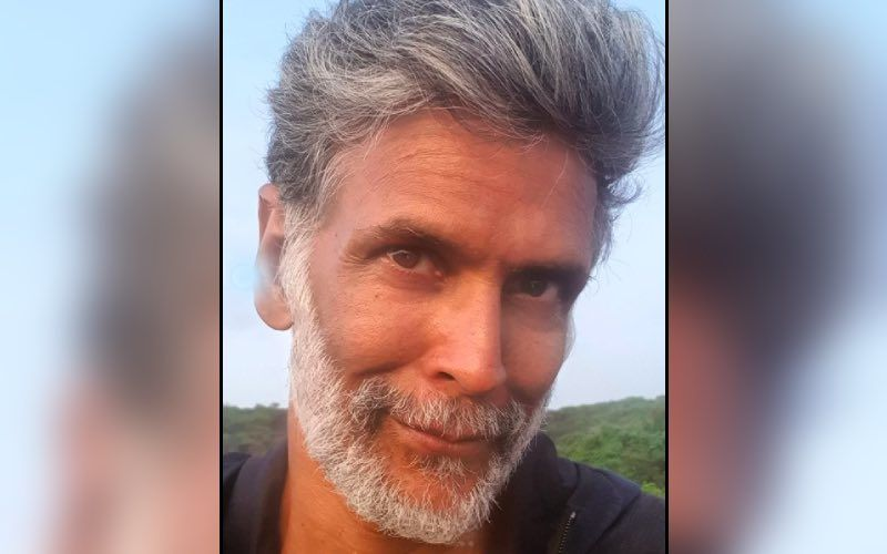 Netizens Call Out Milind Soman For Obliging A Saree-Clad Woman With A Selfie After Making Her Do 10 Pushups