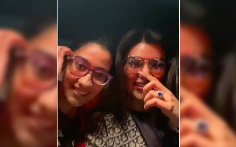 Sushmita Sen's Daughter Renee Sen Shares A Savage Post For All The Haters, 'Let Them Gossip About You, Their Opinions Aren't Your Problem'
