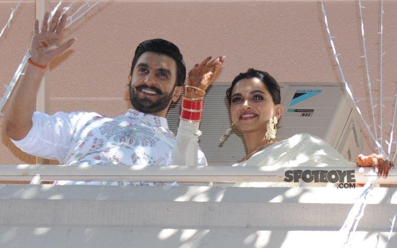 Ranveer Singh Is Lovestruck To See Wife Deepika Padukone's Million-Dollar Smile; Showers Her With Love