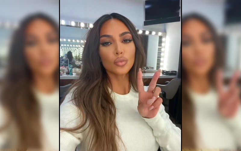 Kim Kardashian Makes Study Time A Little Too Hot And Sexy As She Dons A Skimpy Bikini; Fans Say 'Wish Studying For Law School Was This Glamorous'