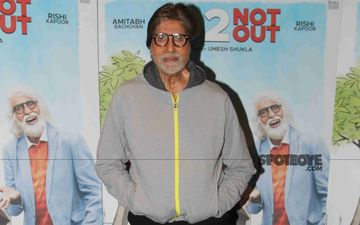 Amitabh Bachchan Kickstarts Shoot Of New Film But Feels 'First Days On New Films Are Always Such A Nightmare' – See Pic