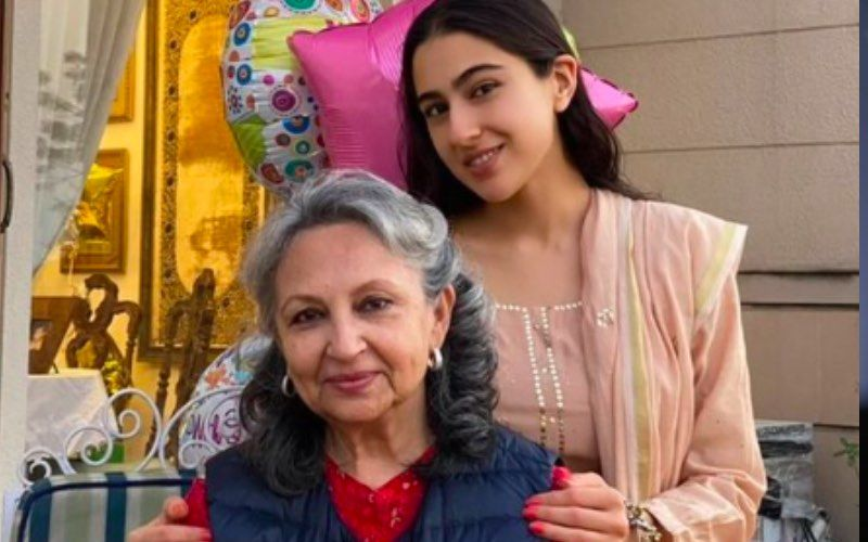 Sara Ali Khan Expresses Her Feelings About Seeing Her Grandmother Sharmila Tagore Onscreen: 'Feels Weird And Strange To See Her'