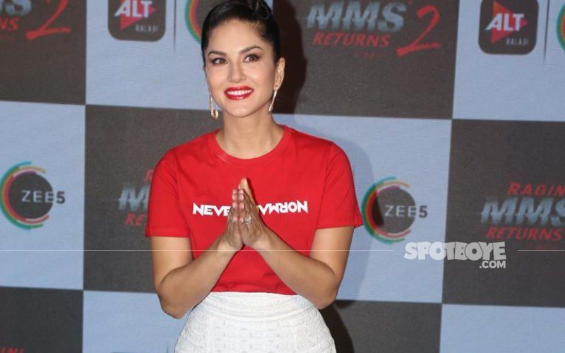 Sunny Leone Shares Her Beauty Tips She Swears By; Follow These Hacks To Have A Healthy And Radiant Skin