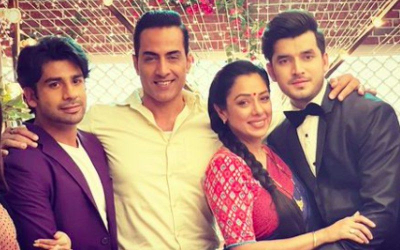 Anupamaa: Rupali Ganguly To Sudhanshu Pandey; Here's How Much The Star Cast Gets Paid Per Episode