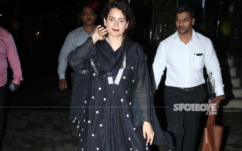 Kangana Ranaut Shares An Old Clip From Aamir Khan's Satyameva Jayate That She Graced With Deepika Padukone; Says 'Teaching Feminism To Bullywood'