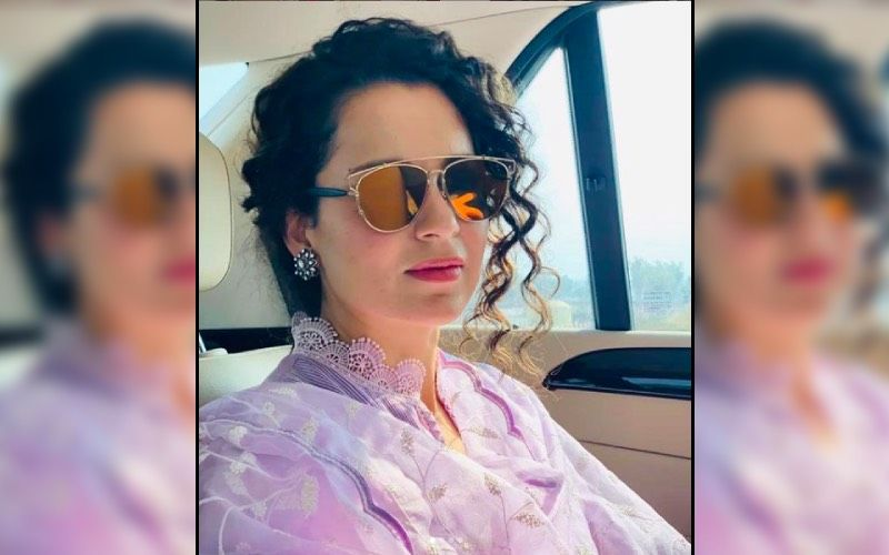 Kangana Ranaut Visits The Golden Temple After Recovering From COVID-19; Says 'Speechless And Stunned With Its Beauty And Divinity'