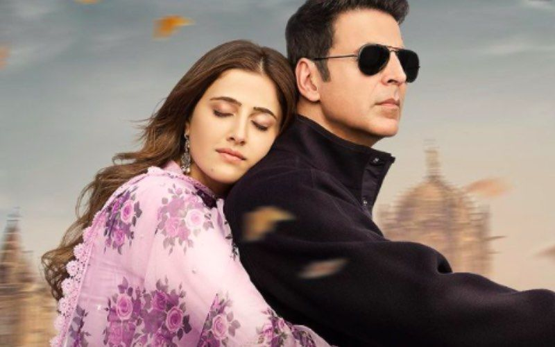 Filhaal 2 Mohabbat: Akshay Kumar And Nupur Sanon Drop A Romantic Poster; Reveal The Release Date Of The Teaser