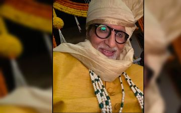 Amitabh Bachchan Shares A Throwback Pic With His Father And Son Abhishek After He Touches 45M On Twitter; Says, 'The Picture Says A Lot More'