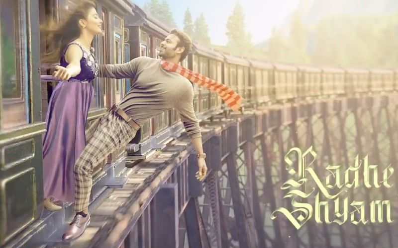 Radhe Shyam Teaser Announcement: Prabhas And Pooja Hedge To Spread Love This Valentine's Day - Save The Date