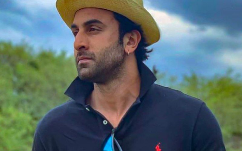 Ranbir Kapoor Pairs His Casual Look With Latest Air Jordan Shoes That Are Worth Your Home's Down Payment; The Cost Will Make Your Jaws Drop