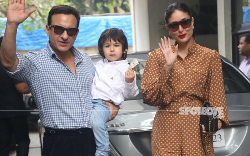 As Kareena Kapoor Khan Gears Up To Welcome Her Second Baby, Fans Flood Social Media With Their Girl Or A Boy Predictions