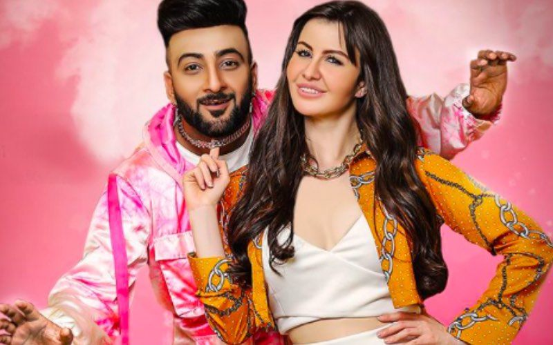 Little Star Teaser: Bigg Boss 13's Shehnaaz Gill Releases The First Rushes Of Brother Shehbaz Badesha-Giorgia Andriani's Peppy Track – VIDEO