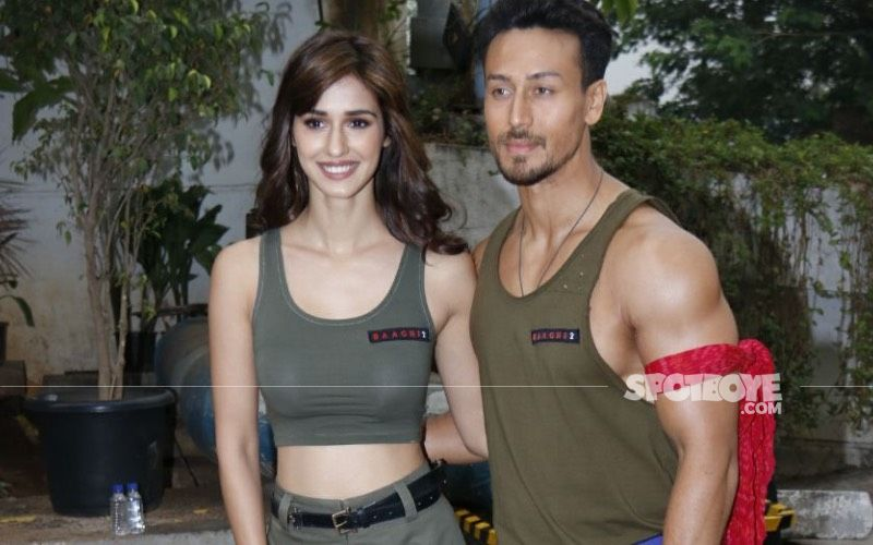 Casanova: 'Can't Wait' Says Disha Patani To Boyfriend Tiger Shroff; Praises Him For Being 'Multitalented'