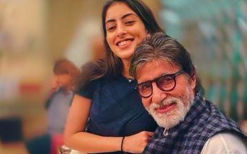 Amitabh Bachchan's Granddaughter Navya Naveli Nanda Gives A Gracious Reply To A Troll Who Said 'You First Need A Job'