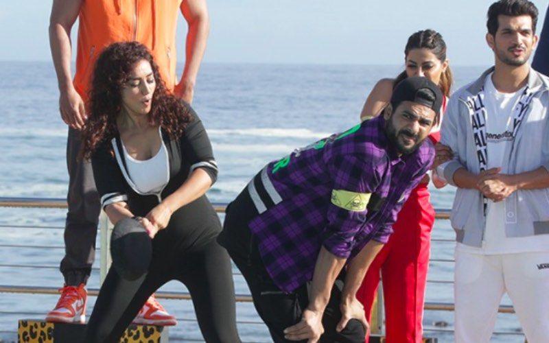 Khatron Ke Khiladi 11: Netizens Slam Makers For Recreating 'Frying Pan' Scene Featuring Vishal Singh Aditya And Madhurima Tuli-Watch