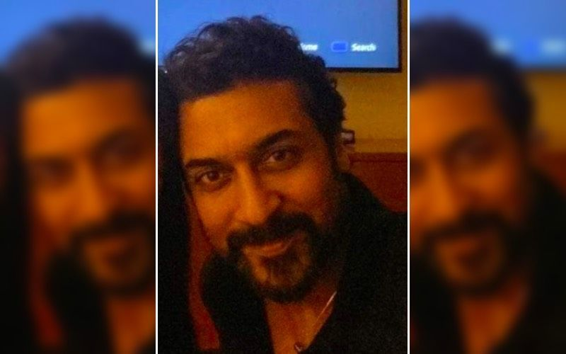 Feels good to be back on sets!' Actor Suriya Gets Back To Shoot After A Strong Recovery From COVID 19