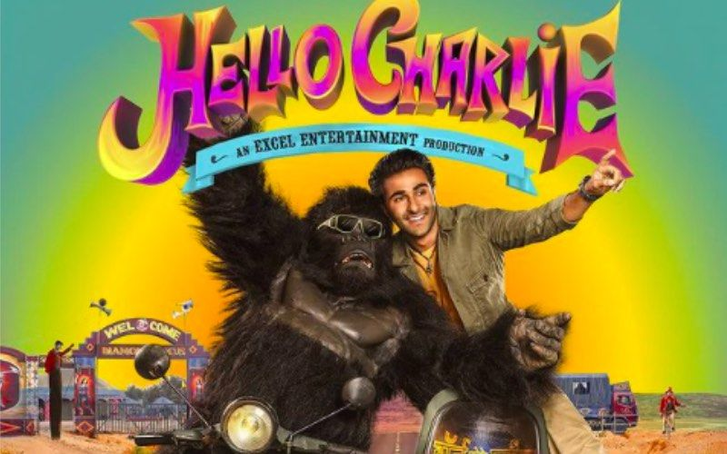 Hello Charlie: Aadar Jain Befriending A Gorilla Will Leave You In Splits; Watch The Hilarious Video