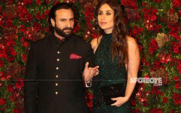 Kareena Kapoor Khan And Saif Ali Khan To Welcome Their Second Baby Next Week?