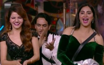 Bigg Boss 14 Jan 11 SPOILER ALERT: Rivals Arshi Khan And Rubina Dilaik Are Given A Special Chance By BB; The Two Ladies Will Wrestle It Out – VIDEO