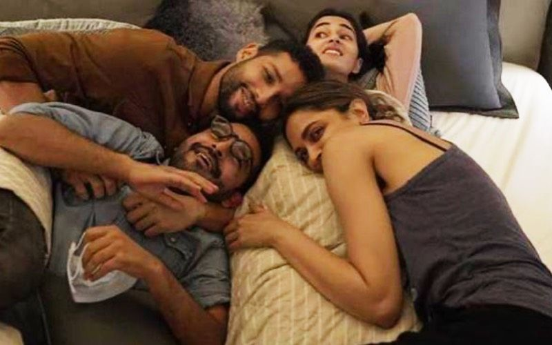Deepika Padukone, Ananya Panday And Siddhant Chaturvedi Get Emotional As 'It's A Wrap' For Shakun Batra's Untitled Next- See BTS Pics