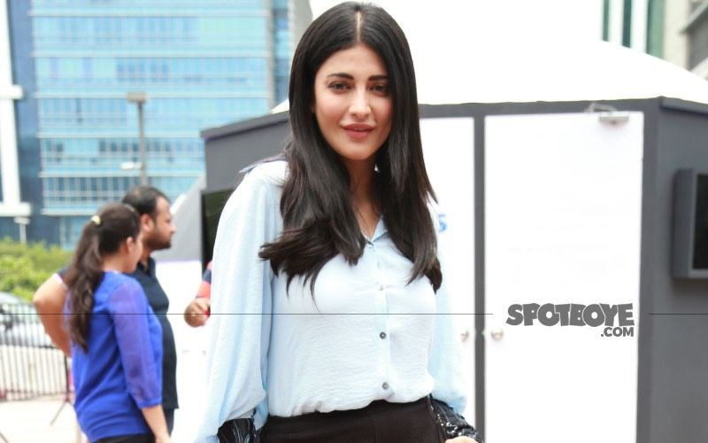 Shruti Haasan Talks About 'Financial Constraints' Amid COVID-19; Says She Doesn't Have Daddy Or Mommy Helping Her Pay Bills