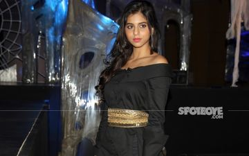 Shah Rukh Khan's Daughter Suhana Khan Gives A Little Sneak Peek Of The City From Her New York Room – See Pic