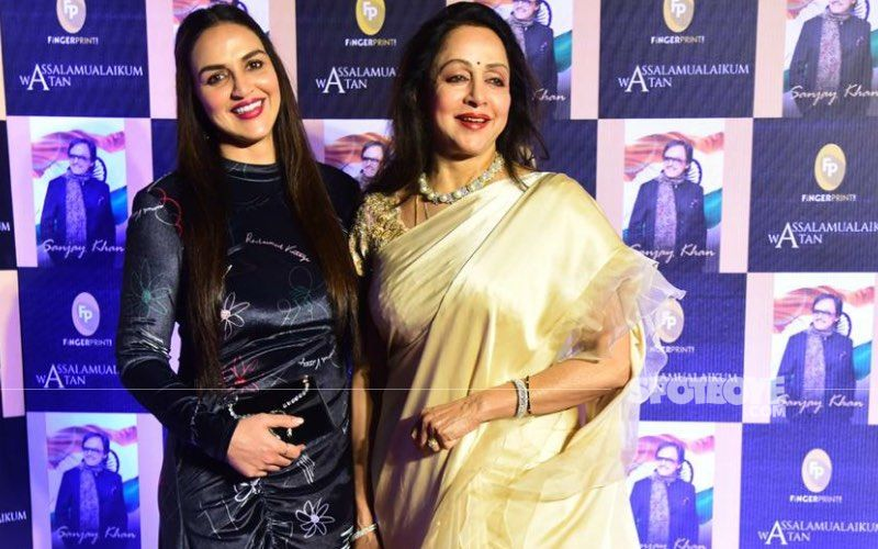Indian Idol 12: Hema Malini Moved To Tears As Esha Deol Says 'She Is Not Just The Dream Girl, She Is Our Amma' – VIDEO